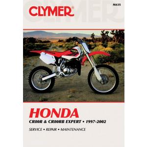 Honda CR80R (97-02) Clymer Repair Manual