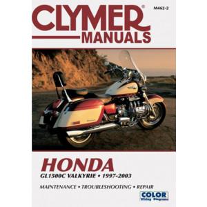 Honda GL1500CT Valkyrie (97-03) Clymer Repair Manual