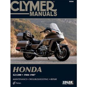 Honda GL1200 Gold Wing (84-87) Clymer Repair Manual