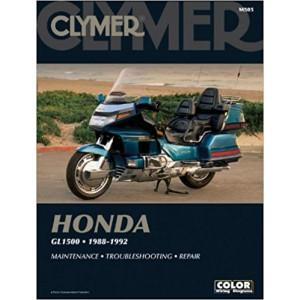 Honda GL 1500 Gold Wing (88-92) Clymer Repair Manual