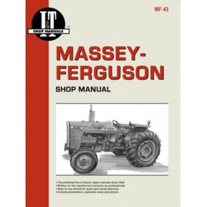 Massey Ferguson MF 255 / MF265 / MF270 / MF275 / MF290 Clymer Repair Manual