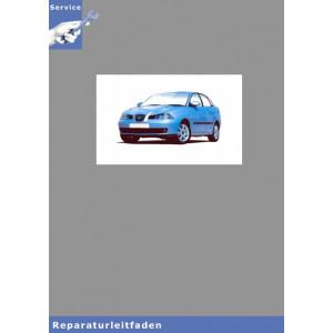 Seat Cordoba Typ 6L (02-08) Instandhaltung genau genommen - Reparaturleitfaden