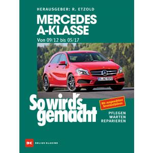 Mercedes A-Klasse W167 Reparaturanleitung So wird`s gemacht