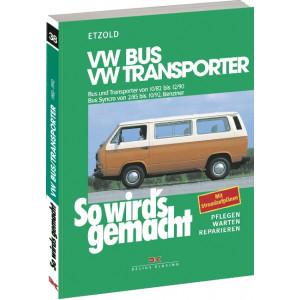 VW Bus und Transporter - Reparaturanleitugen