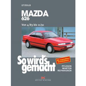 Mazda 626 Reparaturanleitung So wird`s gemacht