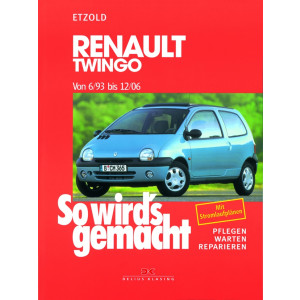 Renault Twingo (93-06) - Reparaturanleitung So wird`s gemacht
