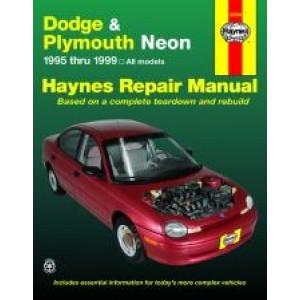 Dodge and Plymouth Neon (95 - 99) - Repair Manual Haynes