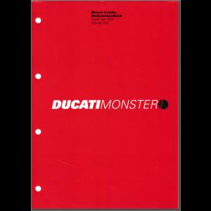 Ducati Monster 800 (2003) - Werkstatthandbuch / Manuel d'ateliere