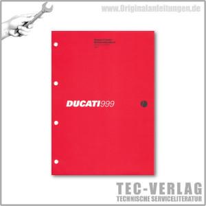 Ducati 999 (2003) - Werkstatthandbuch