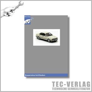 BMW 5er E34 (92-96) M60-Motor und Motorelektrik - Werkstatthandbuch