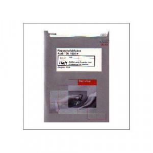 Audi 100 (>91) - 1.8 Liter 16V - KE-Motronic Einspritz- und Zündanlage - Reparaturleitfaden