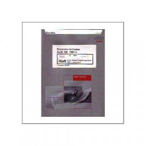 Audi 100 (>91) - 1.9 Liter TDI - Motor Mechanik - Reparaturleitfaden