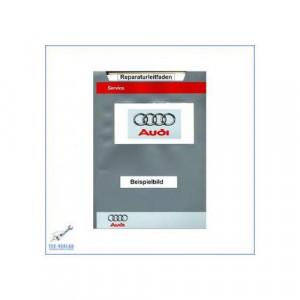 Audi 100 / A6 - Typ C4 / 4A (90-97) Eigendiagnose Automatisches Getriebe 01N - Reparaturleitfaden