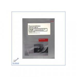 Audi A3 (97>) 5-Gang EAJ Schaltgetriebe Quattro 02C - Reparaturleitfaden