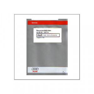 Audi A3 (97>) Radio Telefon Navigation - Werkstatthandbuch