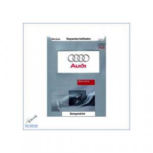 Audi Cabriolet 2,0 103 kW  Typ 89 / 8G (91-00) - 4-Zylinder Motor (4-Ventiler) - Mechanik - Reparaturleitfaden