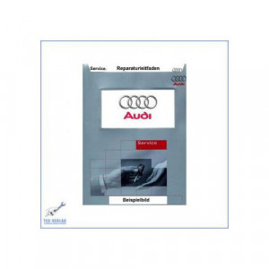Audi Cabriolet 2,8 - 128 kW - Typ 89 / 8G (91-00) - MPI Einspritz- und Zündanlage (6-Zylinder) bis >06.94 - Reparaturleitfaden