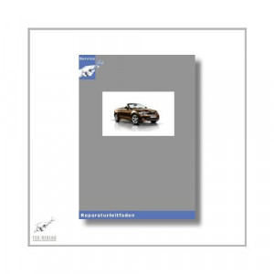 BMW 1er E88 (06-13) Fahrwerk und Bremsen - Werkstatthandbuch