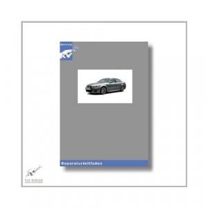 BMW 5er E60 (03-10) Fahrwerk und Bremsen - Werkstatthandbuch
