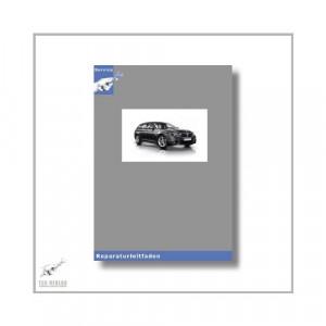 BMW 5er F11 (2010 ->) Heizung und Klimaanlage - Werkstatthandbuch