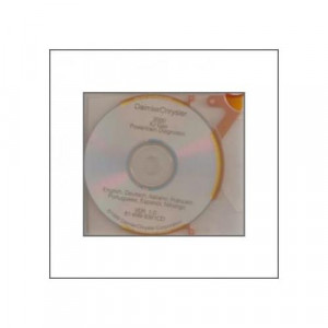 Chrysler Jeep Cherokee (>2000) - Antriebsstrang Systemdiagnose CD