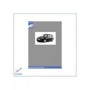 Dacia Sandero Wartung, Inspektion - Reparaturleitfaden