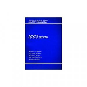 Ducati 906 Paso (86-92) - Werkstatthandbuch