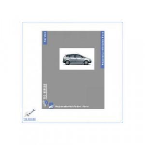 Ford C-Max (>06.03) 6-Gang Schaltgetriebe MMT6 - Werkstatthandbuch