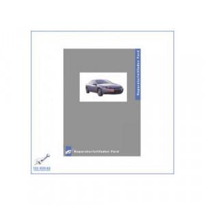 Ford Cougar (98-01) 2.0 91KW Liter Motor - Werkstatthandbuch