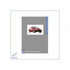 Ford Escort / Orion (90-01) 1,4 CVH / 1,6 EFI Motor - Werkstatthandbuch