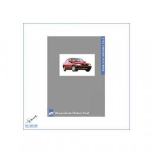 Ford Escort / Orion (90-01) 1,6 / 1,8 l DOHC 16V Motor - Werkstatthandbuch