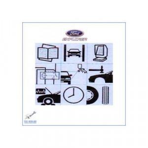Ford Explorer (1990-1995) Lenkung, Antrieb, Aufhängung - Werkstatthandbuch
