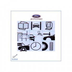 Ford Explorer Reparaturanleitung und Werkstatthandbuch kaufen