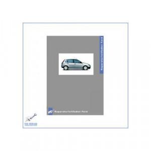 Ford Fiesta (01-08) 1.25L , 1.4L , 1.6L Duratec-16V Motor - Werkstatthandbuch