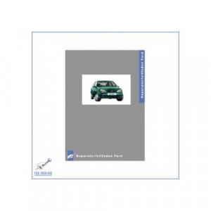 Ford Fiesta (95-02) 1.25L , 1.4L , 1.6L Zetec-SE Motor - Werkstatthandbuch
