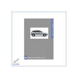 Ford Focus RS (>2002) 2.0L Duratec-RS Motor - Werkstatthandbuch