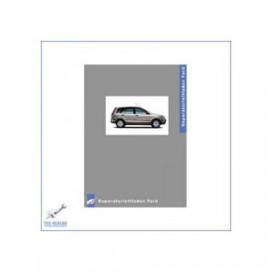 Ford Fusion  4-Gang Automatikgetriebe AW81-40 - Werkstatthandbuch
