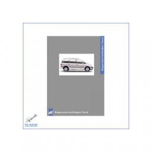 Ford Galaxy (00-06) Fahrwerk - Werkstatthandbuch