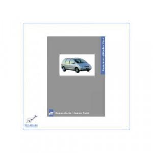 Ford Galaxy (95-00) Fahrwerk - Werkstatthandbuch