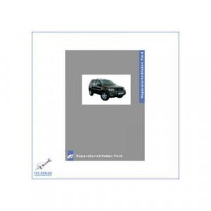 Ford Maverick (00-04) 4-Gang Automatikgetriebe CD4E - Werkstatthandbuch