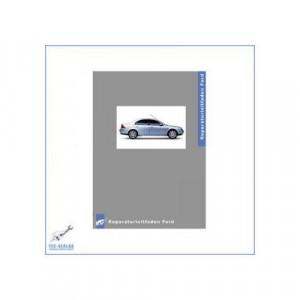 Ford Mondeo (00-07) 6-Gang Schaltgetriebe MMT6 - Werkstatthandbuch