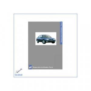 Ford Mondeo (93-96) 4-Gang Automatikgetriebe CD4E - Werkstatthandbuch