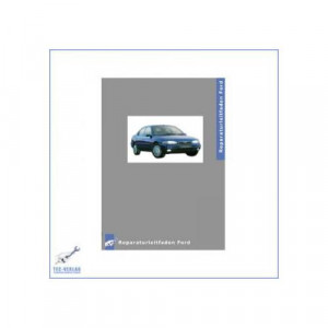 Ford Mondeo (93-96) 5-Gang Schaltgetriebe MTX 75 - Werkstatthandbuch