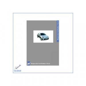 Ford Puma (97-01) 5-Gang Schaltgetriebe iB5 - Werkstatthandbuch