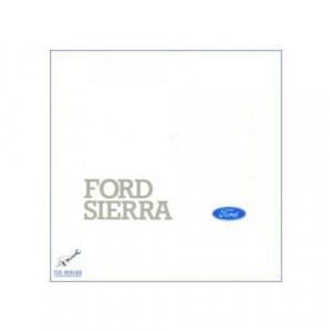 Ford Sierra (>1987) - Bedienungsanleitung