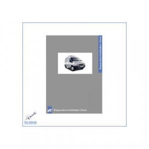 Ford Transit (00-06) Schaltgetriebe VXT75 - Werkstatthandbuch