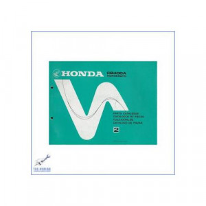 Honda CB 400 A Hondamatic (78-81) - Ersatzteilkatalog