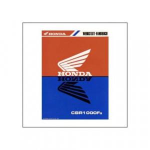 Honda CBR 1000 Fs (95>) - Werkstatthandbuch - Nachtrag