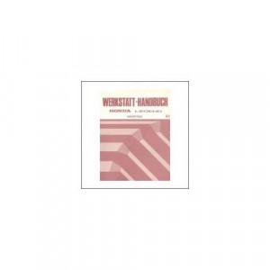 Honda Legend (94>) - Werkstatthandbuch - Nachtrag