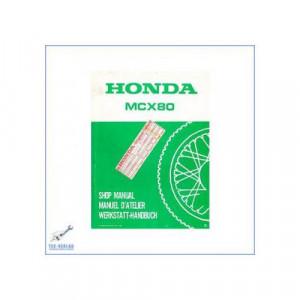 Honda MCX 80 (>83) - Ergänzung zu Werkstatthandbuch